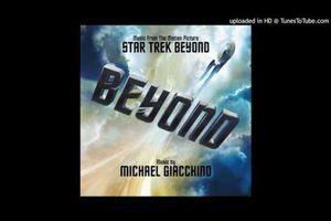 13 Crash Decisions - Star Trek Beyond OST (Michael Giacchino)