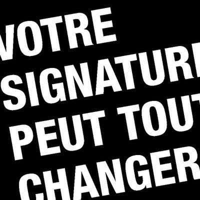 signez et faites signer la pétition contre la fermeture de l Union Locale CGTde Persan