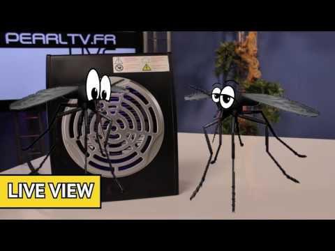 L'aspirateur à moustique ... attention vidéo dérapage :D [Mes premières vidéos chez PEARL]