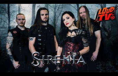 VIDEO : Nouvelle interview avec Emma pour le nouvel album de SIRENIA