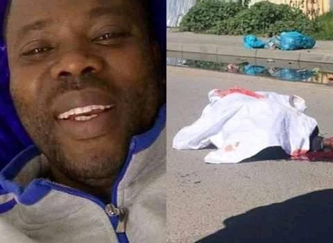 Cláudio Nzuzi João foi assassinado na África do Sul