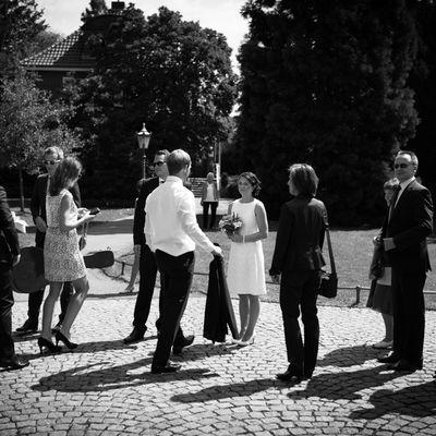 Christiane & Thomas Standesamtliche Trauung