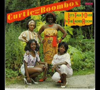 CURTIE AND THE BOOMBOX - DISCO BAMBA