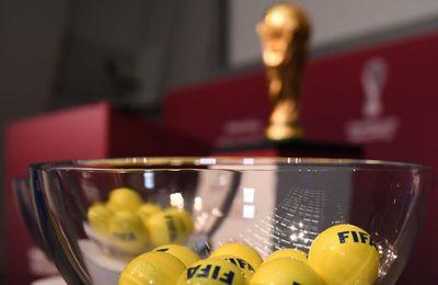 Le Tirage au sort des Qualifications de la Coupe du Monde 2022 en direct ce lundi sur beIN SPORTS !