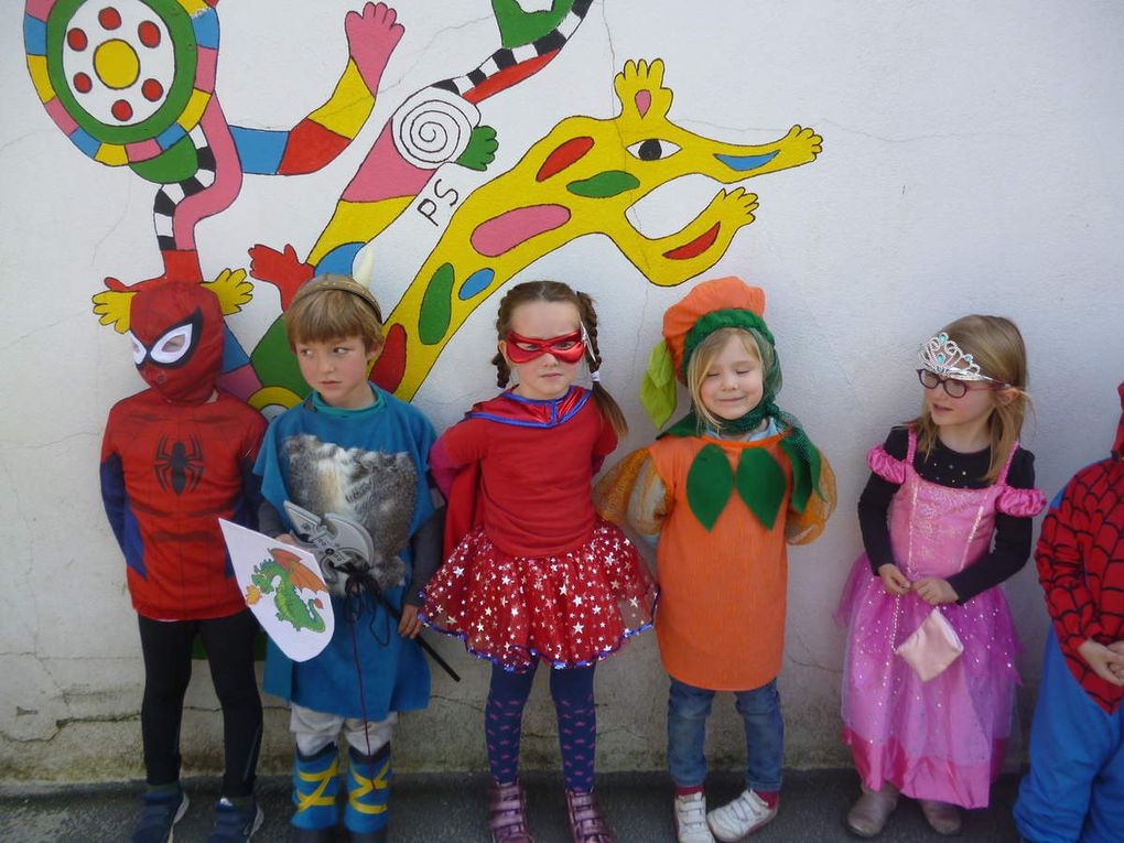 Défilé de carnaval