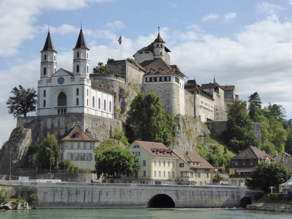 Aarbourg - Suisse été 2015.