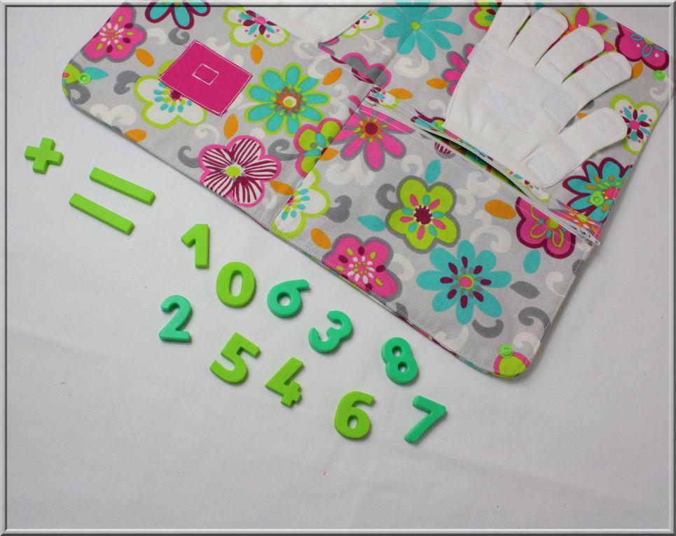 Lettre et chiffre pour enfants