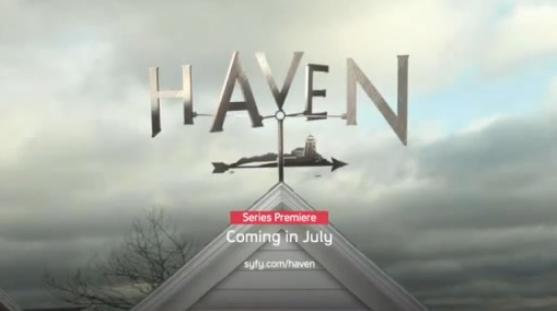 Série Express : Haven, la mini série évènement de SyFy !
