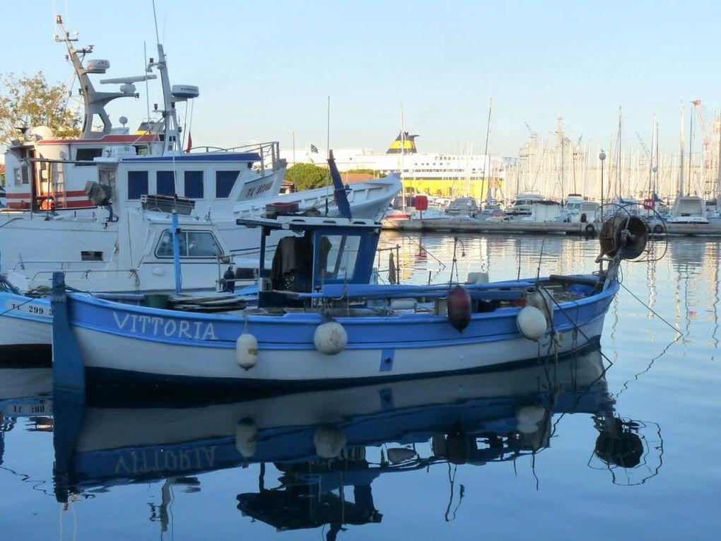 VITTORIA  TL172311 , dans le port de Toulon