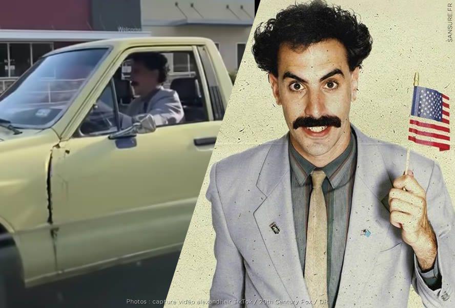 Sacha Baron Cohen a déjà tourné Borat 2 ! (Vidéo) #Borat2