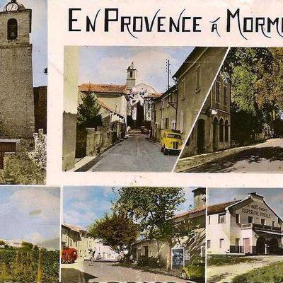 MORMOIRON (Vaucluse)