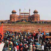 Inde : le 26 janvier 2021, les paysans ont pris de la Bastille à Delhi - Ça n'empêche pas Nicolas