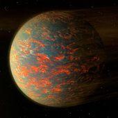 Star Wars : Mustafar, une planète volcanique