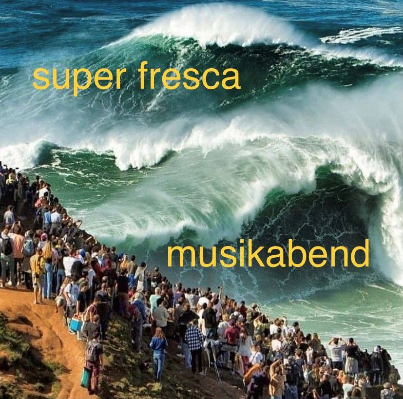 MUSIKABEND feat. Alan Lomax Blog am 27.02.2020 – SUPER FRESCA