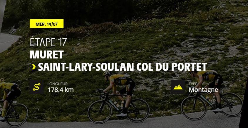Tour de France 2021 à la TV : 17ème Etape mercredi, sur quelles chaînes et à quelle heure ?