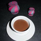 crème dessert au chocolat au thermomix - L'espiègle gourmandise taquine les papilles