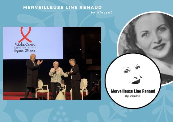 PHOTOS: Line Renaud lance le Sidaction, 25 ans après la première mobilisation.