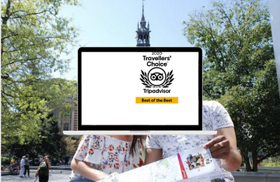 L'Office de Tourisme de Toulouse récompensé par le Travellers' Choice® Awards 2020 de Tripadvisor