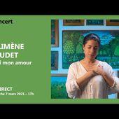 Célimène Daudet | Concert au théâtre Claude Lévi-Strauss le 07/03/2021