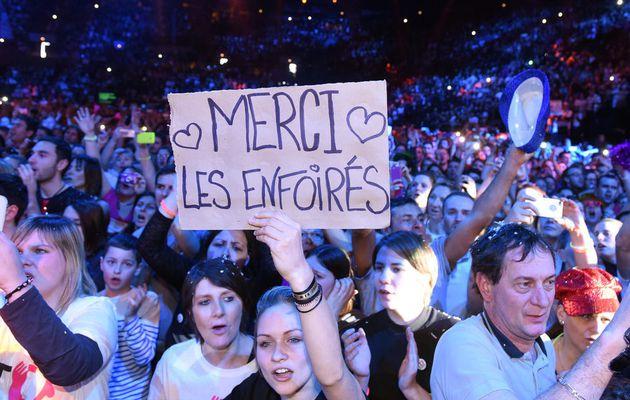 TF1 diffuse le Concert des Enfoirés 2015 ce soir dès 20h55