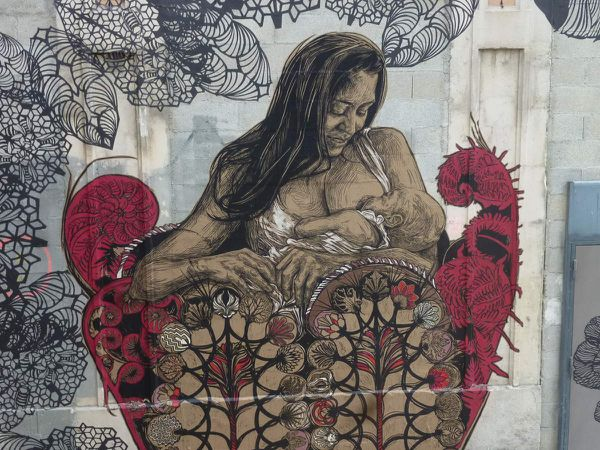 Swoon - Paris 13e