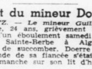 """Journaux """" Ce Soir """" ou """" Aurore """" du 10 et 14 juin 1952"""