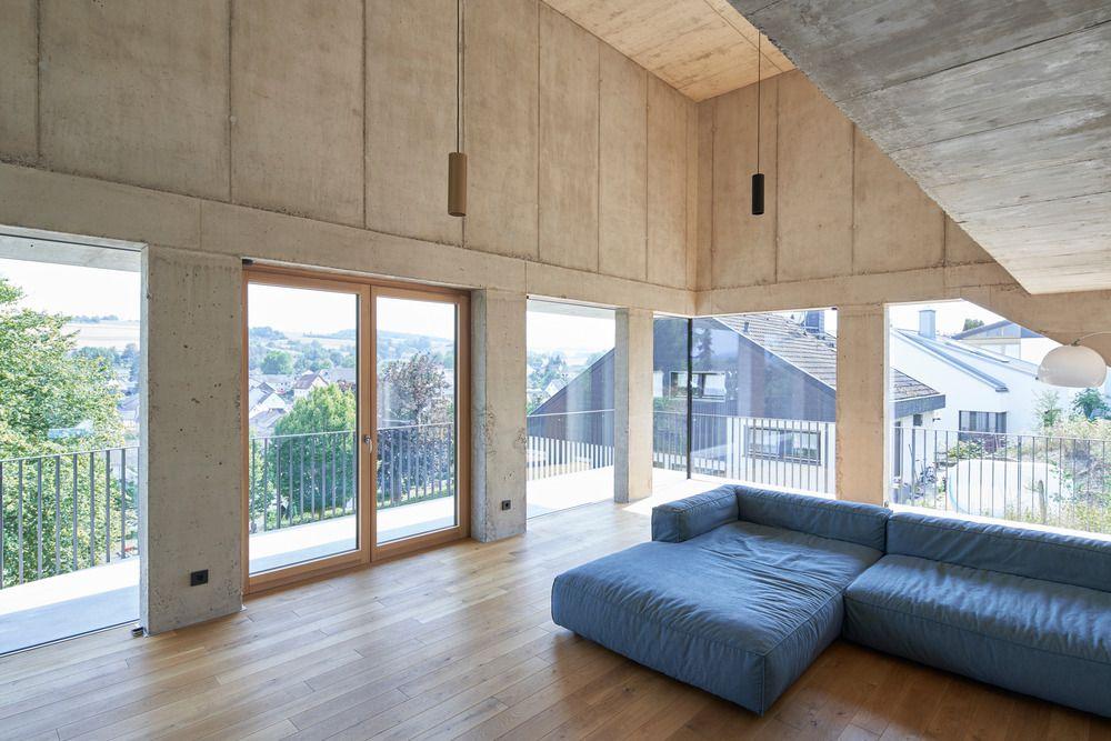 RÖHRIG HOUSE IN SINZIG, GERMANY BY STUDIO HERTWECK
