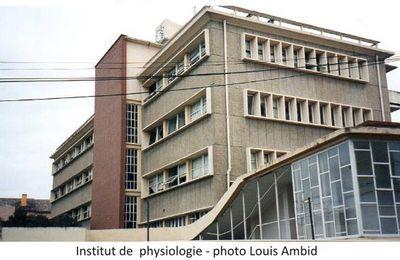 Histoire du quartier : Institut de physiologie