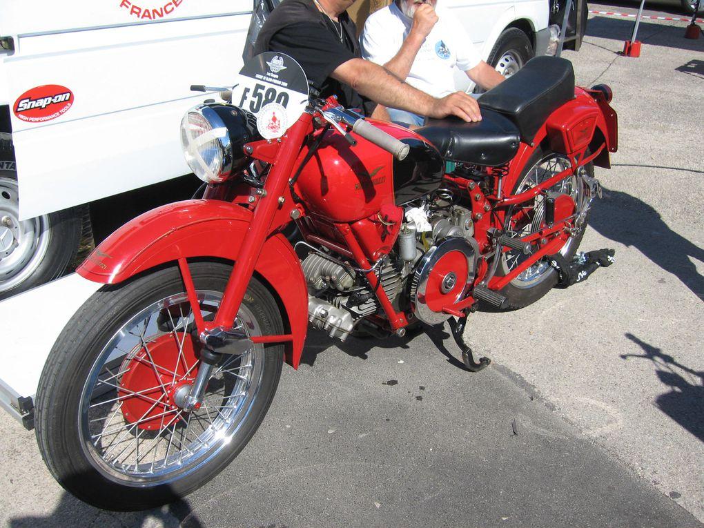 Coupes moto légende 2009 Dijon-Prenois chapitre II
