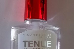 Maybelline, Top Coat effet gel 3D