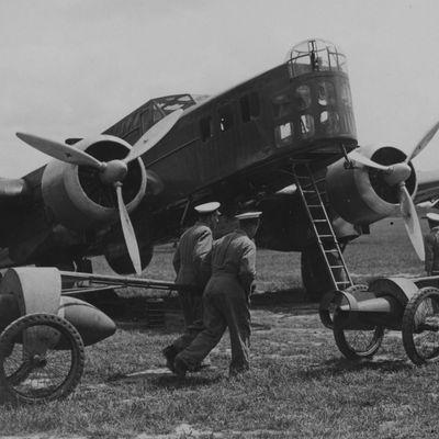 77 - Les bombes d'aviation française de 1940.