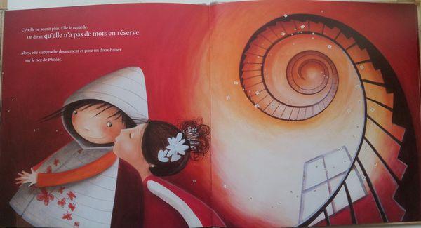La grande fabrique de mots. Agnès de Lestrade (dès 6 ans) + bookapp.