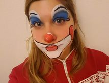 Maquillage enfants: LE CLOWN