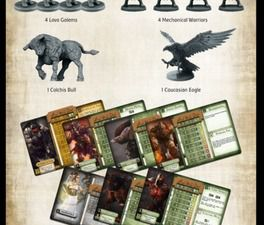 Mythic Battles - Pantheon - Les extensions
