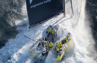#Sport: Preparation started in Lorient for The Ocean Race Europe set this Saturday