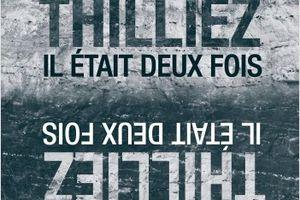 Il était deux fois, Franck Thilliez --- L'Art de la mort, ou la mort dans l'Art ?
