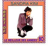 Best of Sandra Kim (Le meilleur des années 80)
