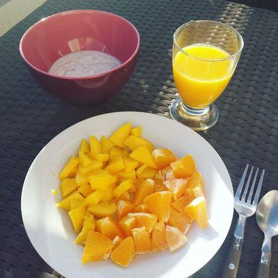 Un petit déjeuner multi vitaminé !