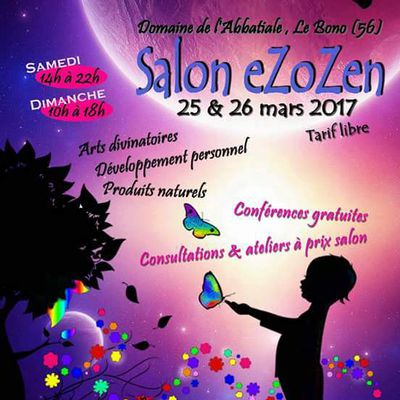 Au Salon du Bono le week-end du 25-26 Mars 2017