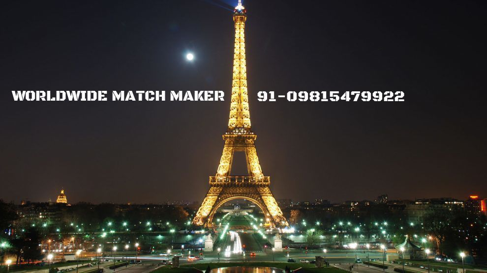 (5)MATRIMONIAL SERVICES IN FRANCE 91-09815479922 FOR ALL CASTE.