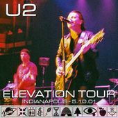 U2 -Elevation Tour -10/05/2001 -Indianapolis -USA -Conseco Fieldhouse - U2 BLOG