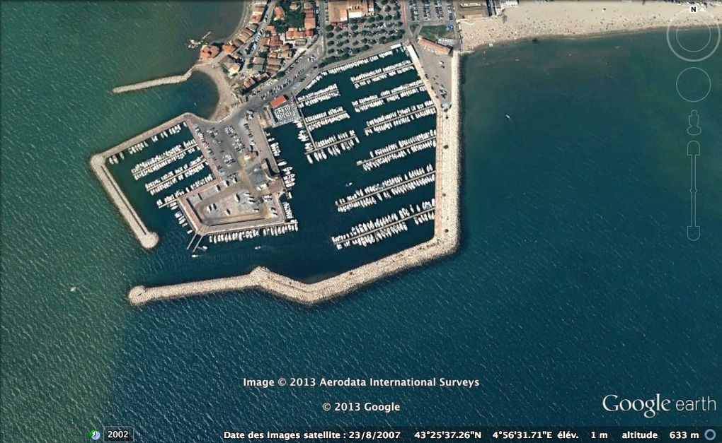 Album - Images du port de Fos sur Mer