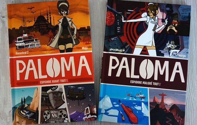 ANCESTRAL Z & MOJO - PALOMA, ESPIONNE AVANT ET MALGRÉ TOUT (2014-2019)