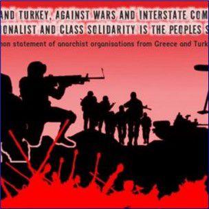 En Grèce et en Turquie, contre la guerre et la compétition entre les États