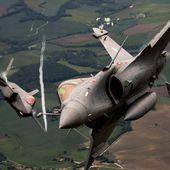 Les 10 puissances possédant le plus d'avions de chasse dans le monde