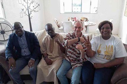 #Ouattarie Le PCF salue la libération de l'Indigné Samba David