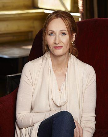 Photography Debra Hurford Brown © J K  Rowling
