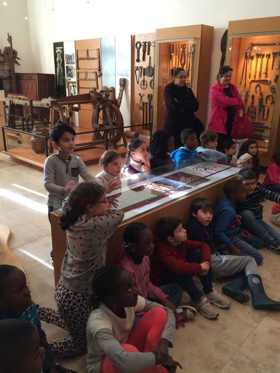 Le Musée de Seine et Marne CE1B