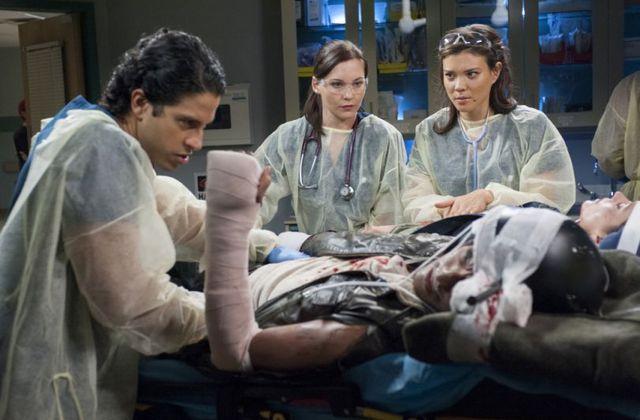 Critiques Séries : The Night Shift. Saison 2. Episode 1. Recovery.