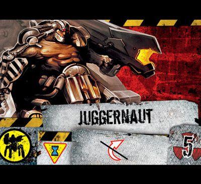 Convoi: Le Juggernaut